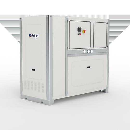 Pompa calore industriale HeatPump