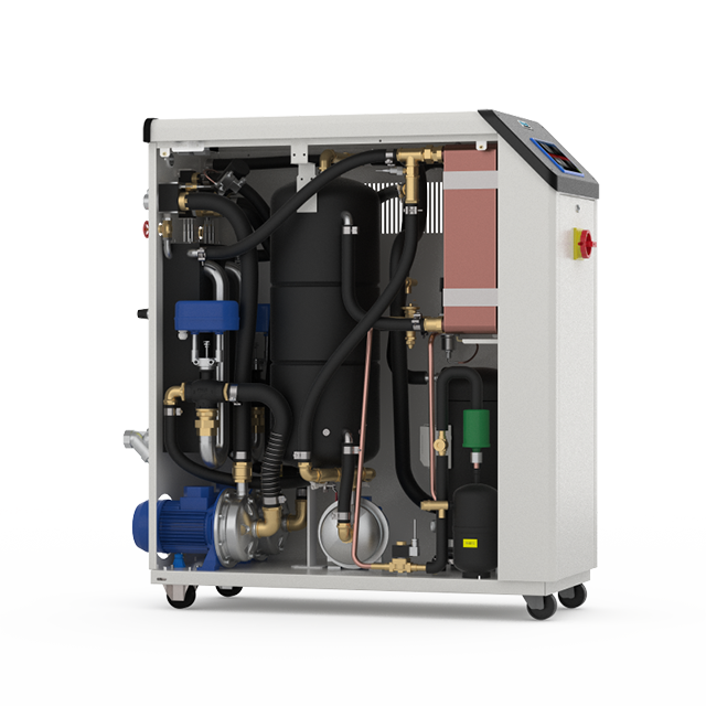Microgel RCM/RCD - Portable Chiller for Injection Molding