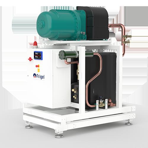 Refrigeratore modulare aria/acqua