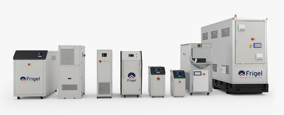 New Frigel machine side product line