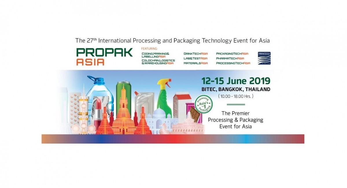 Frigel @ProPak Asia - Bangkok 2019 - Thailand   Frigel - Intelligent