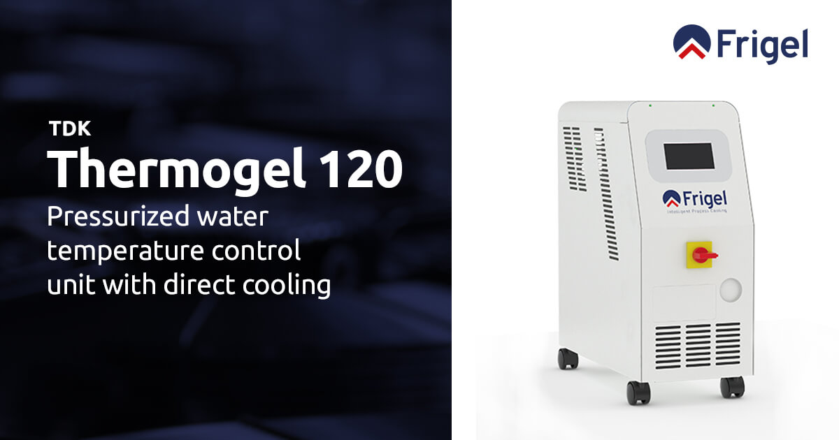 Thermogel TDK - TCU with Direct Cooling | Frigel