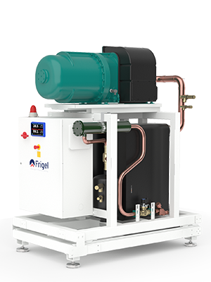 Frigel Water Chiller Remote Condenser