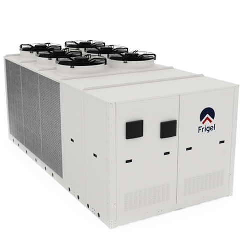 Industrial Chiller Medium