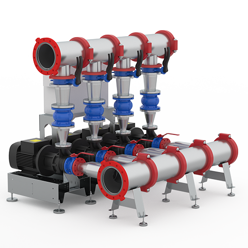 Pumping Stations and Accessories
