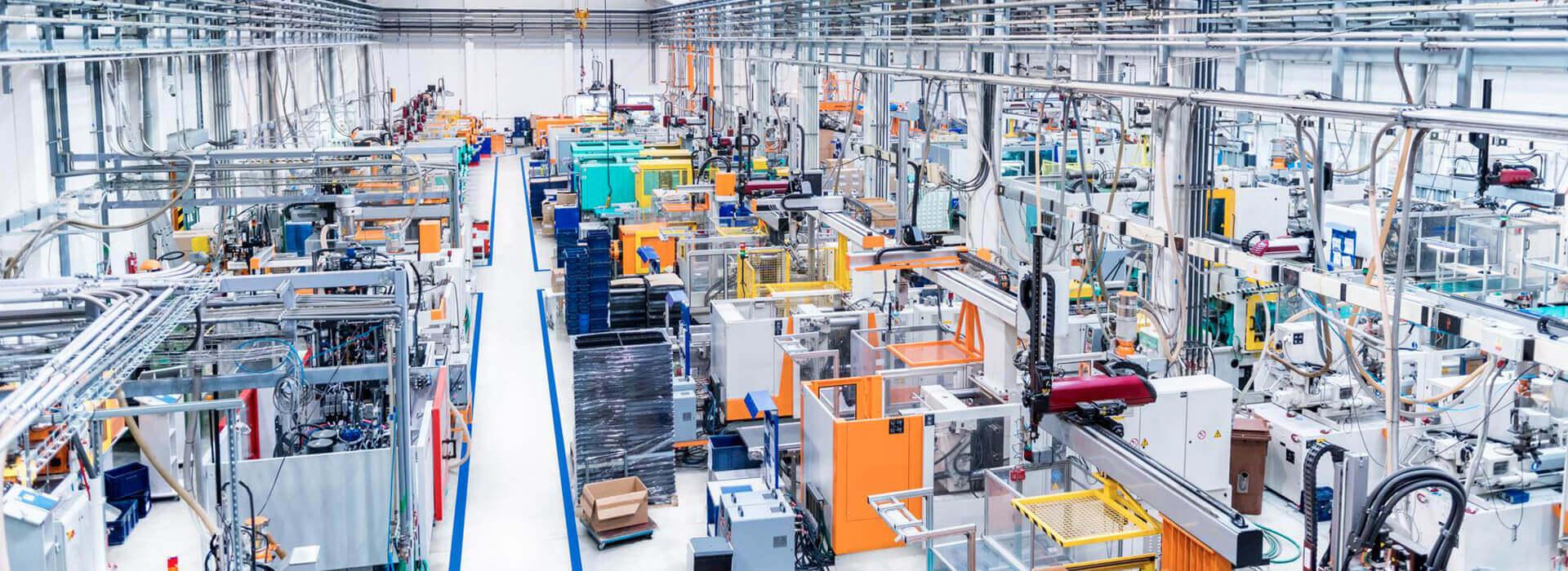 refrigerazione industriale materie plastiche